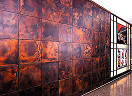 Interior and exterior copper materials create a dignified atmosphere-02