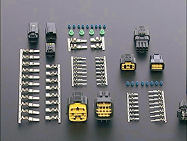 Automotive electronic components